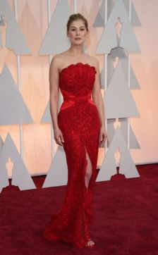 Rosamund Pike - Givenchy Couture