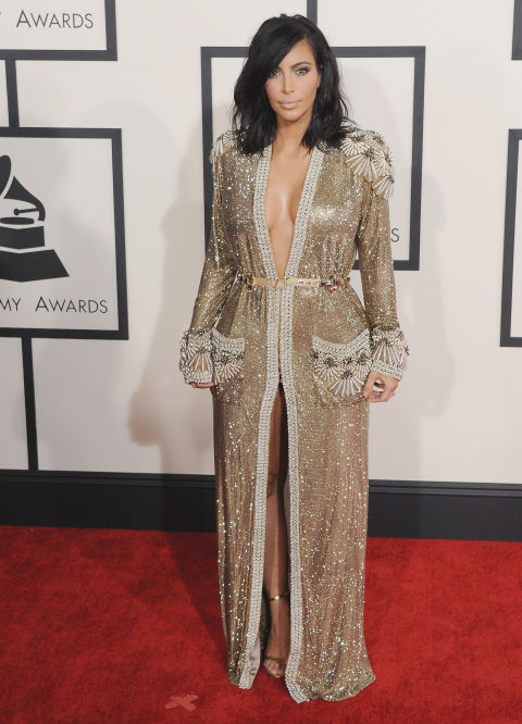 Kim Kardashian - Jean Paul Gaultier Couture