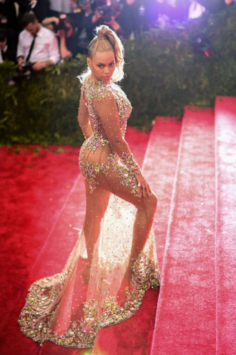 Beyonce - Givenchy Couture