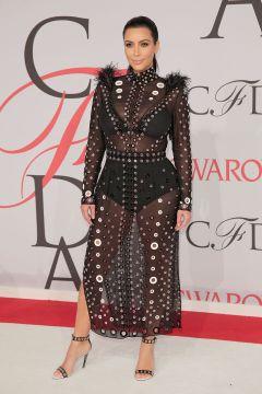 Kim Kardashian - Proenza Schouler