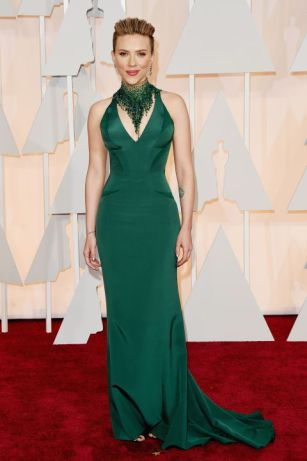 Scarlett Johansson - Atelier Versace