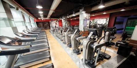 Body Worx Spa And Fitness Club